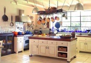מטבח כפרי בתל דן הוד השרון