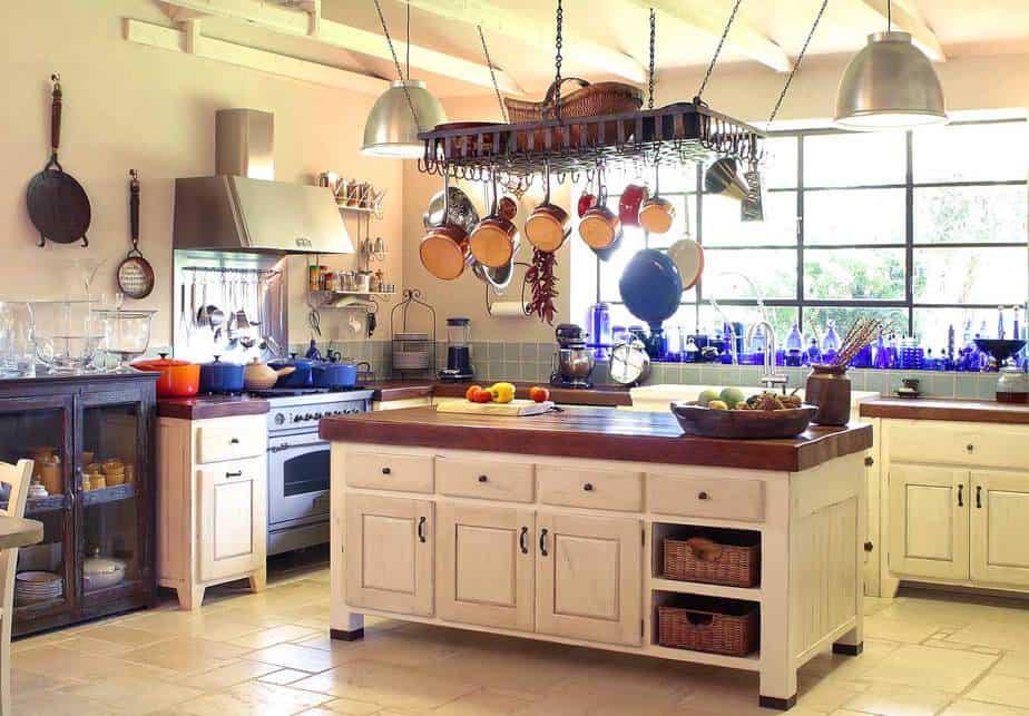 טיפים לתכנון נכון של המטבח הכפרי