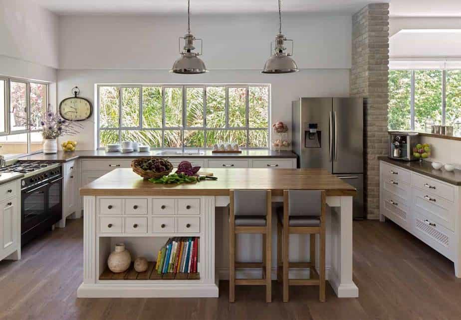 תכנון נכון של אי במטבח