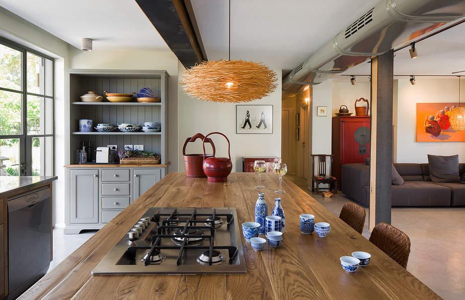 יופי ופשטות במטבח