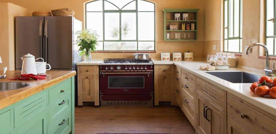 לשלב מוצרי חשמל במטבח