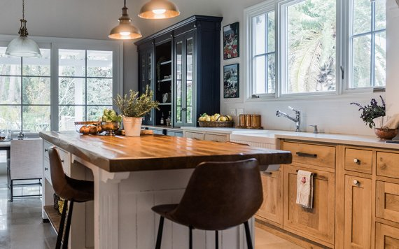 מה צריך לקחת בחשבון כשמתכננים תאורה במטבח?